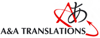 """A & A Translations"" - Technical, legal, economic, medical translations, interpreting, consecutive and simultaneous interpreting, notarization of translations."